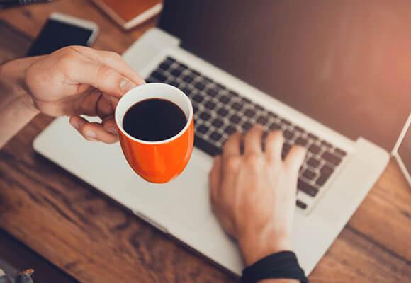 come agisce la caffeina sul cervello