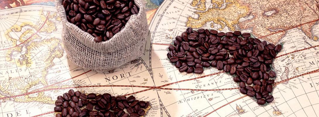 origini caffe